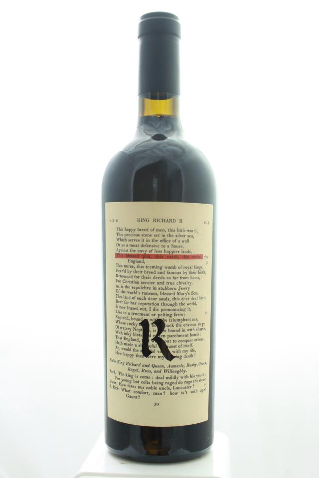 Realm Cellars The Bard 2013