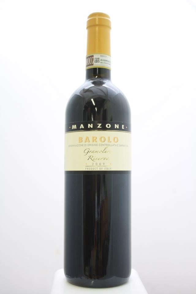Manzone Barolo Riserva Le Gramolere 2009