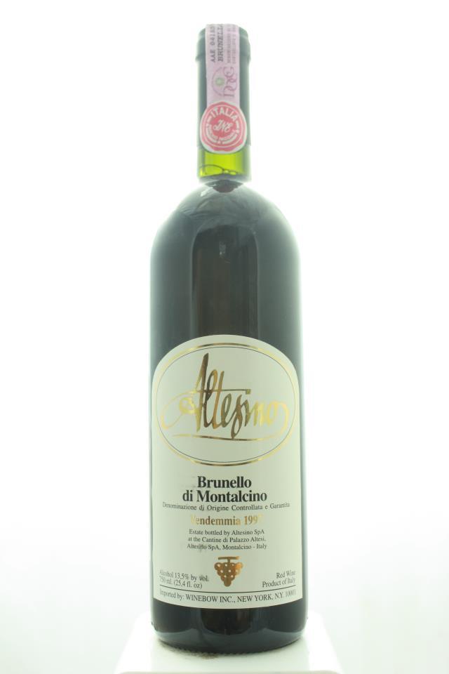 Altesino Brunello di Montalcino 1997
