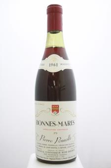 Pierre Ponnelle Bonnes-Mares 1961