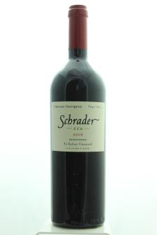 Schrader Cabernet Sauvignon Beckstoffer To Kalon Vineyard CCS 2008