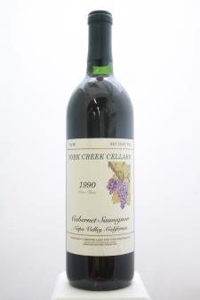 York Creek Cabernet Sauvignon 1990
