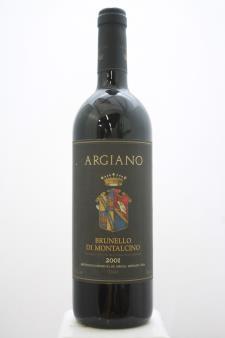 Argiano Brunello di Montalcino 2001