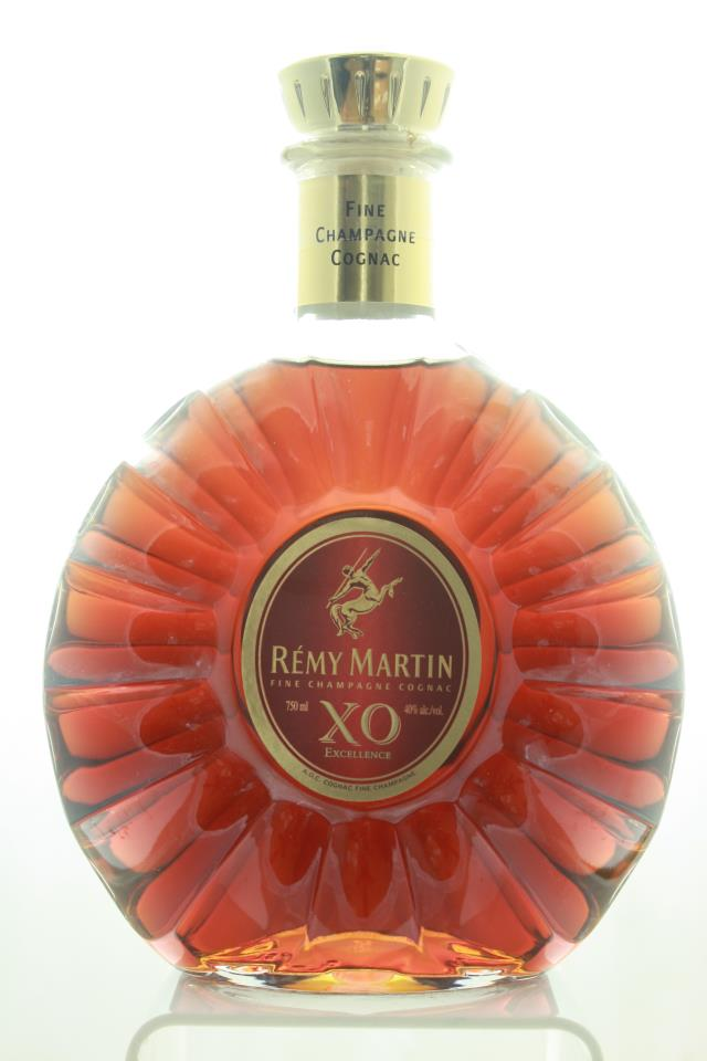 Rémy Martin Fine Champagne Cognac Extra Old With Special Edition Bottle Craddle NV