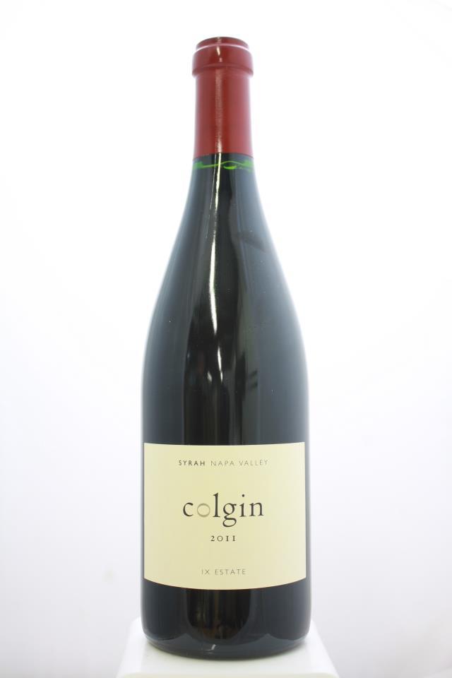 Colgin IX Estate Syrah 2011