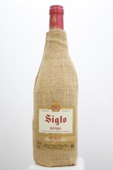 Age Bodegas Rioja Siglo Crianza 2015