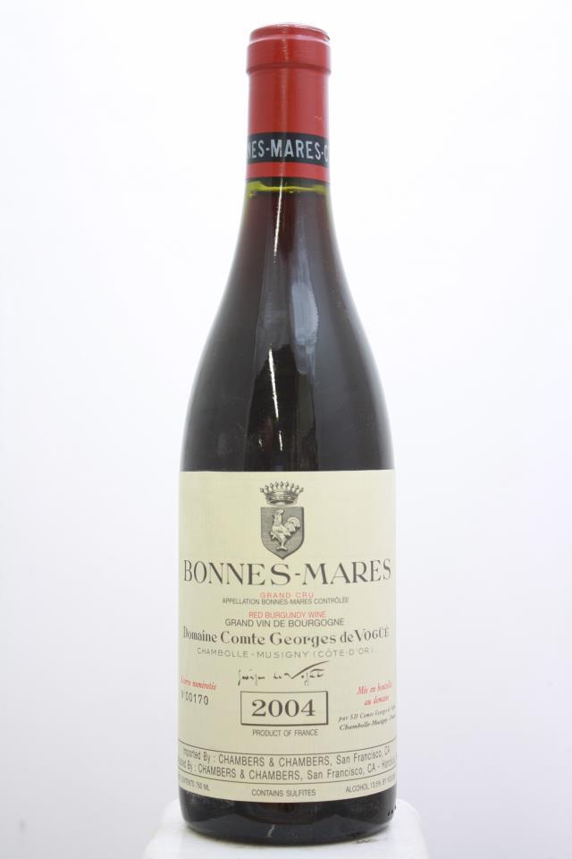 Comte Georges de Vogüé Bonnes-Mares 2004