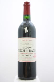 Lynch-Bages 2002