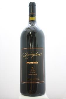 Livingston Vineyards Cabernet Sauvignon Moffett Vineyard 1988