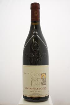Clos Saint Jean Châteauneuf-du-Pape 2007