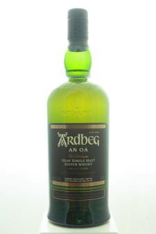 Ardbeg Islay Single Malt Scotch Whisky An Oa NV