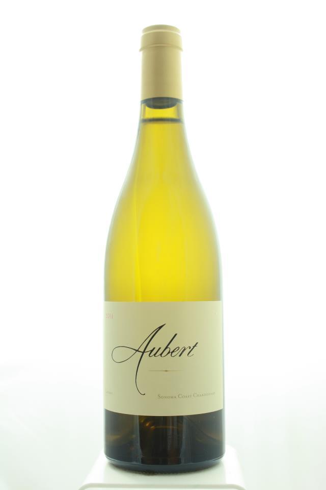 Aubert Chardonnay Estate Lauren 2014