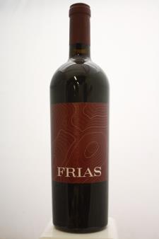 Frias Family Vineyard Proprietary Red 2013