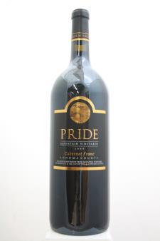 Pride Mountain Cabernet Franc 1999