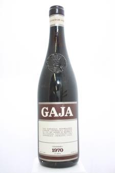 Gaja Barbaresco 1970