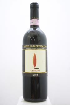 Cupano Brunello di Montalcino 2002