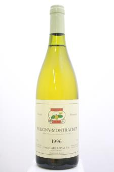 Louis Carillon Puligny-Montrachet 1996