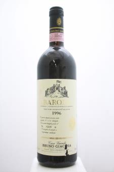 Bruno Giacosa Barolo Villero di Castiglione Falletto 1996