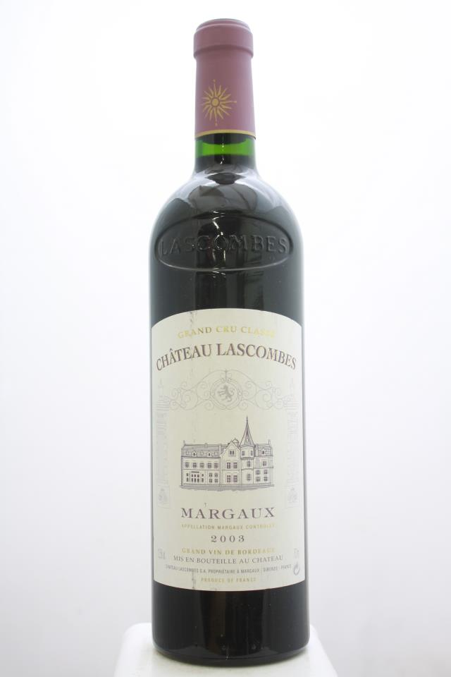 Lascombes 2003