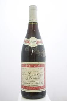 Chartron et Trebuchet Aloxe-Corton Les Marechaudes 2009