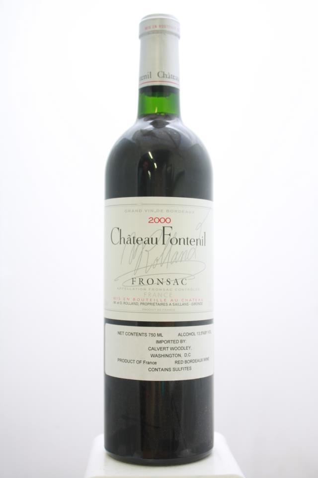 Fontenil Fronsac 2000