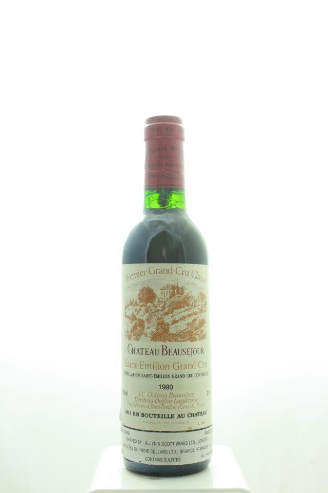 Beausejour Duffau-Lagarrosse 1990