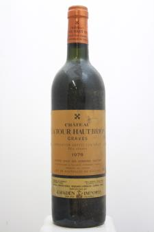 La Tour Haut Brion 1978