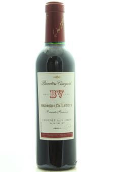BV Cabernet Sauvignon Georges de Latour Private Reserve 2000