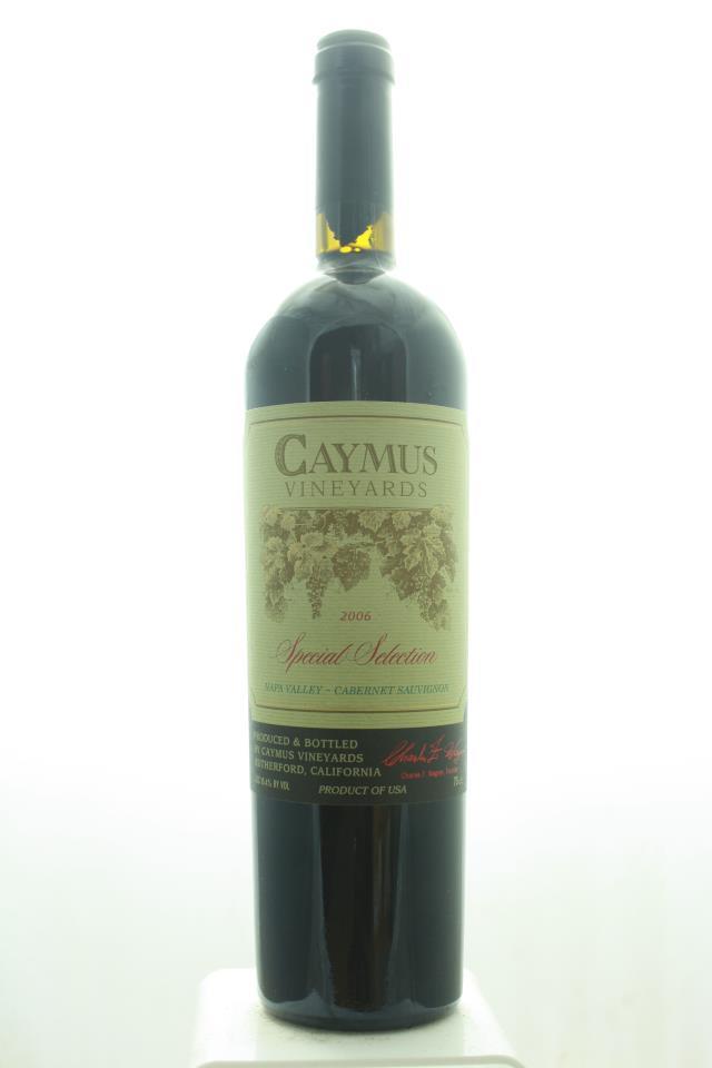 Caymus Cabernet Sauvignon Special Selection 2006