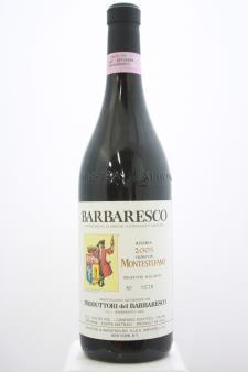Produttori del Barbaresco Barbaresco Riserva Montestefano 2005