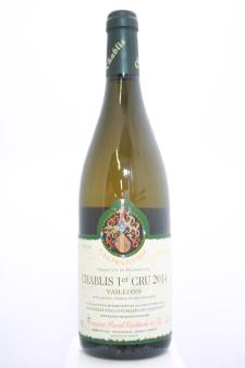 Raoul Gautherin et Fils Chablis Vaillons 2014