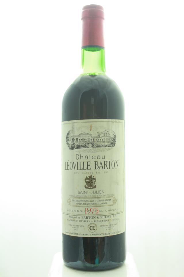 Léoville-Barton 1975