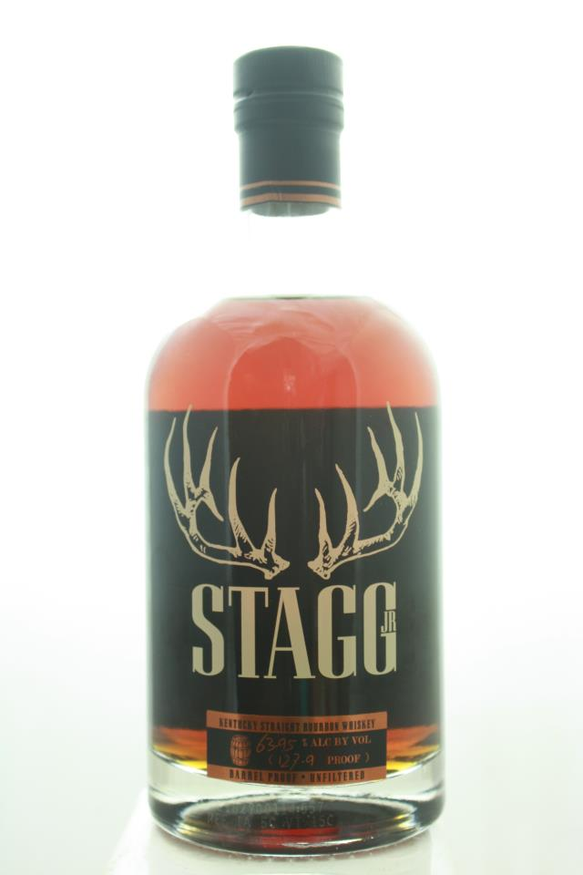 Stagg Jr. Kentucky Straight Bourbon Whiskey Barrel Proof Batch 11 2018 Release NV