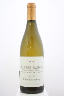 Walter Hansel Chardonnay Estate Cuvée Alyce 2018