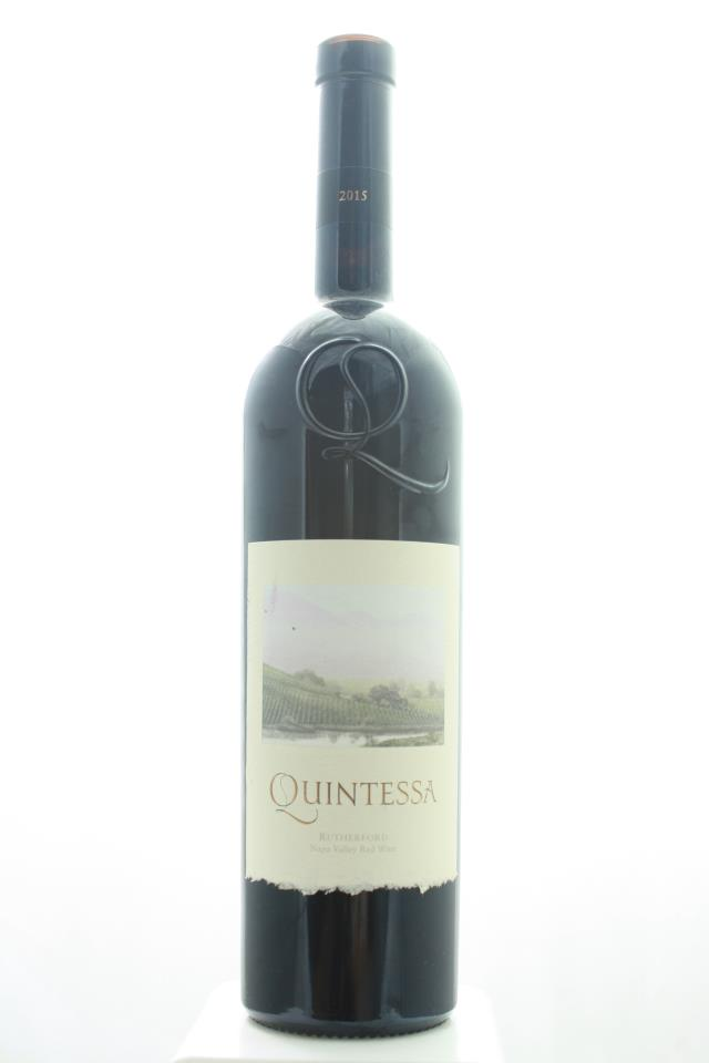Quintessa Proprietary Red 2015