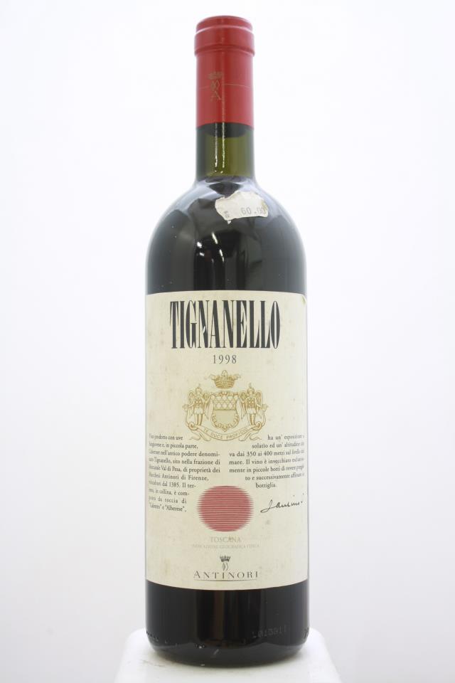 Tignanello 1998