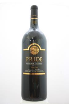 Pride Mountain Merlot Napa Valley 1997