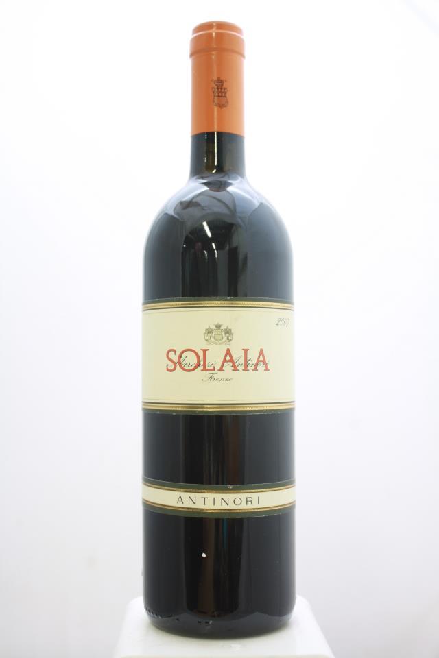 Antinori Solaia 2007