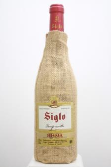 Bodegas Manzanos Rioja Siglo 2017