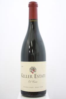 Keller Estate Pinot Noir El Coro 2009