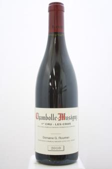 Georges Roumier Chambolle-Musigny Les Cras 2010
