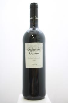 Solar de Castro Rioja Vendimia Seleccionada 2009