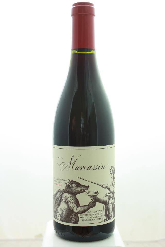 Marcassin Pinot Noir Marcassin Vineyard 2010