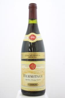 E. Guigal Hermitage 1990