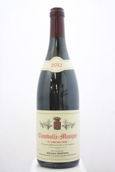 Ghislaine Barthod Chambolle-Musigny Les Cras 2012