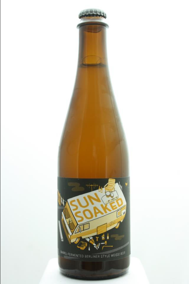 Highland Park Brewery Sun Soaked Barrel-Fermented Berliner Style Weisse Beer NV
