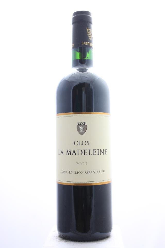 Clos La Madeleine 2009