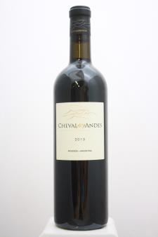 Cheval Blanc / Terrazas de Los Andes Proprietary Red Cheval des Andes 2013