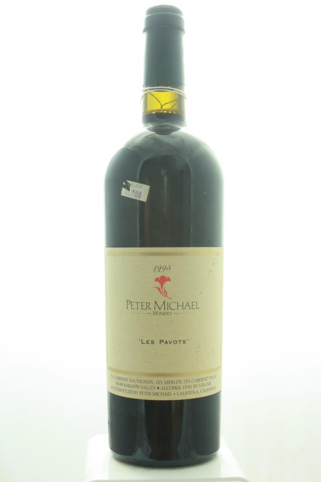 Peter Michael Proprietary Red Les Pavots 1995