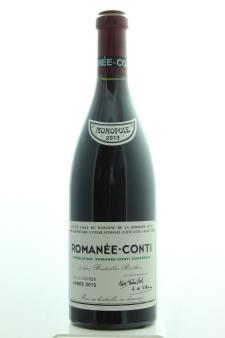 Domaine de la Romanée-Conti Romanée-Conti 2013
